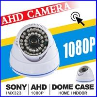 HD Cctv AHD Camera digit volledige 720 P 960 P 1080 P Sony-imx323 chip Dome security vidico 36Led Nachtzicht kleine Video monitoring