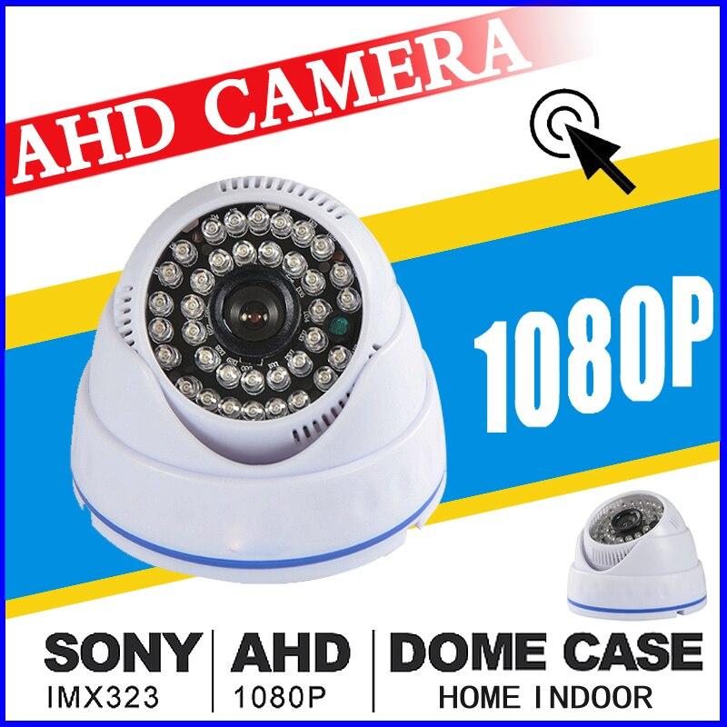 Juli Big Verkauf Voll AHD CCTV Kamera 720 p/960 p/1080 p SONY IMX323 HD Digital 2.0MP indoor Infrarot home Security Surveillan Vidicon