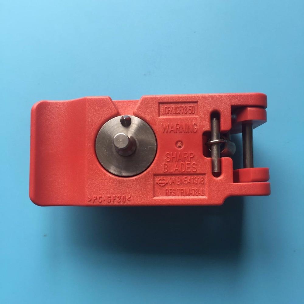 Original TRIM-12-L Germany RFS 7/8 Feeder Cutter TRIM-12-L with reamer Antenna cable cutter 60W107-CX5 7/8 R(L)Original TRIM-12-L Germany RFS 7/8 Feeder Cutter TRIM-12-L with reamer Antenna cable cutter 60W107-CX5 7/8 R(L)