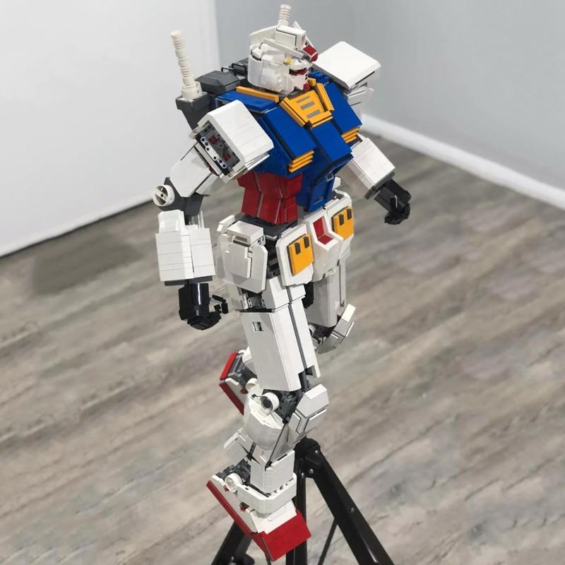 2018-New-Lepin-26001-MOC-Series-Fictional-Manned-Robot-Mobile-Suit-Building-Blocks-Bricks-Educational-Toys (2)