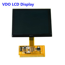 VDO ЖК-дисплей экран для Audi A3 A4 A6 для V-W кластерный дисплей для автомобиля Passat диагностический