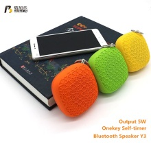 BIJELA Y3 Wireless Bluetooth Speaker Mini Portable Outdoor Sport with TF Card Self-timer,shockproof,for xiaomi mi phone