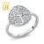 Gemstoneking diseño magnífico árbol de vida accesorios clásicos de ley 925 anillos de plata para las mujeres