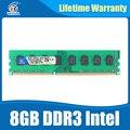 Memoria 16 ГБ Dimm Оперативной Памяти ddr3 1600 pc3-12800 ddr3 2X8 ГБ Для всех Intel AMD Настольных Пожизненная Гарантия