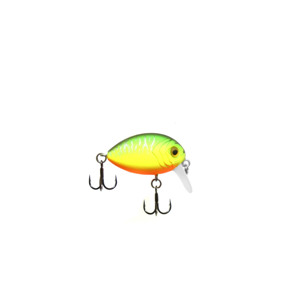 BassLegend-Fishing Floating Mini Crankbait Bass Pike Lure 30mm/3.5g pro jewelry floating mini charms for floating locket