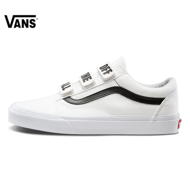 4128d474b2c0cf Original New Arrival Vans Classic Old Skool Mens   Womens Low-top  Skateboarding Shoes Sneakers Canvas Outdoor VN0A3D29R2Q