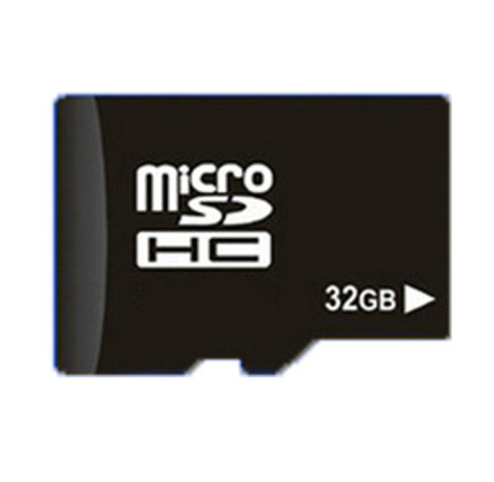 Only 32GB SD Card