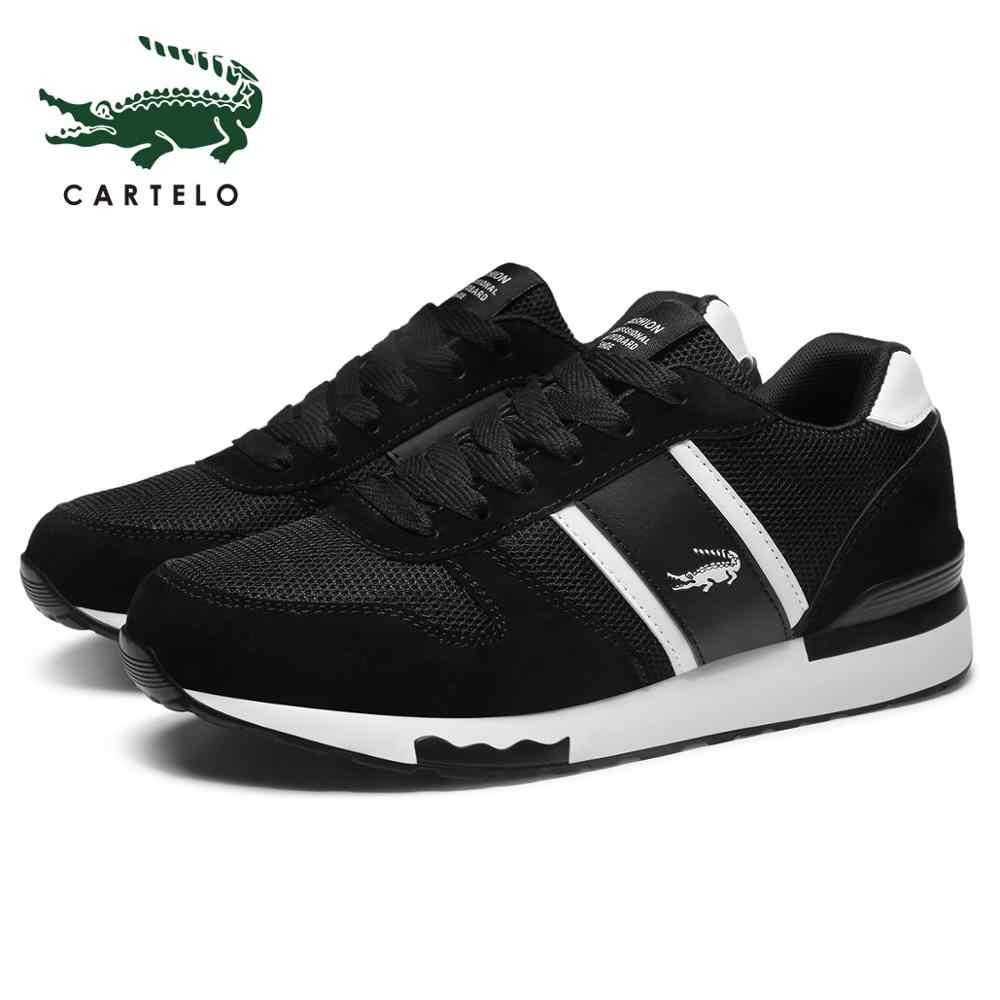 CARTELO mannen Schoenen Casual Canvas Schoenen Mode Sneakers Zomer Trainers Leisure Schoenen Zachte Comfortabele Schoenen Mannen Eenvoudige