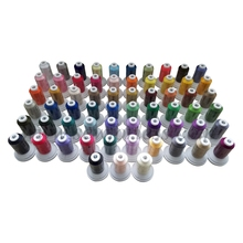 купить Sew Tech Embroidery Thread Knitting Sewing Tthread Set Polyester Thread Set Strong And Durable Sewing Threads For Hand Machines по цене 5340.76 рублей