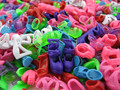 10 Pairs Mixed Fashion Colorful Heels Sandals Shoes For Barbie Doll Clothes Barbie Dress Accessories Girl Baby Best Gift Toys A1