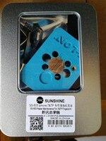 Iphone 7 plus 7P U10 IC Special purpose Fingerprint home button repair base fixture Maintenance platform Tool SS 603