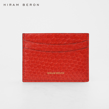 Хирам Beron пользовательское имя Бесплатная кошельки для женщин Кредитная карта кошелек модный стиль кожи питона держатель для карт сумка подарок к празднику