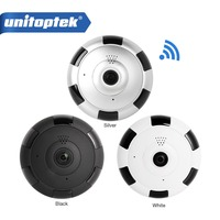 2MP IP Camera WiFi 1080P Home Surveillance Security Camera Two Way Audio Night Vision 360 Degree