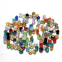 5301/5328 Wholesale Top AAA Quality Bicone Beads 100pcs/lot 3mm Crystal For Jewelry DIY Making