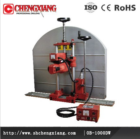 CAYKEN OB-1000DW wall cutting machine with cutting depth 420mm