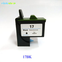 Einkshop For Lexmark17 Black Ink Cartridge Lexmark 17 lexmark Z13 Z23 Z25 Z33 Z35 Z603 Z605 X75 X1150 Z515 Z615 printer