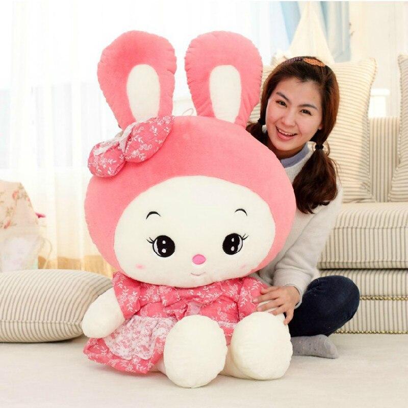 super Lovely Princess Rabbit Plush Doll Staffed Mashimaro Toy Valentines Day Gift for Girls Kids Love Toy