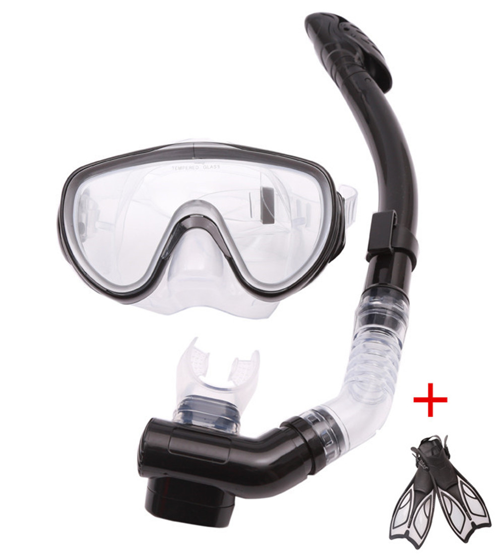 Buy professional diving mask flippers for Dive tube