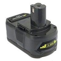 4000mah Battery Power Tool RYOBI P104 RYOBI BPL 1815 BPL18151 BPL1820 BPL 1820G P103 P104 P102