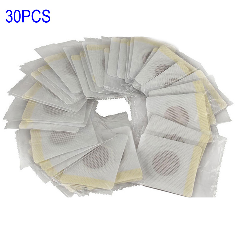 10/30 Pcs/Set Navel Stick Waist Thigh Abdomen Slimming Anti Cellulite Navels Patches Stomach Fat Burning Lose Weight JS88