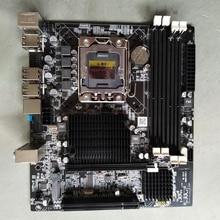 Intel X58 Материнская плата LGA 1366 для профессионального рабочего стола стабильная практичная основная плата DDR3 быстрая передача