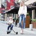 Garantir a Escolha da Mãe-três rodas carrinho de bebê carrinho de bebê portátil sem instalação Frete grátis MCS201