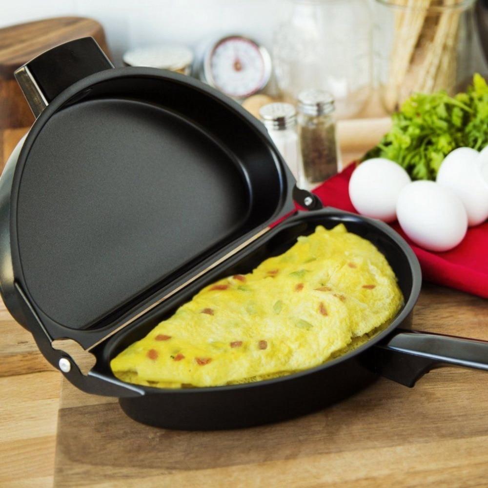 Antiadherente tortilla huevo cazador furtivo Utensilios de cocina ...