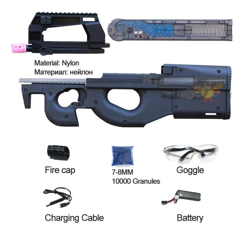 Kriss vector v2 M4A1-J9 gen 9 JM gel aqueux pistolet Électronique Nylon matériel guns jouets pour enfants