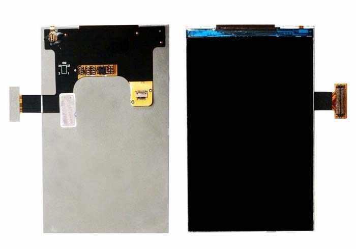 أسود/أبيض محول الأرقام بشاشة تعمل بلمس لوحة الاستشعار الزجاج/شاشة الكريستال السائل شاشة لوحة لسامسونج غالاكسي الآس زائد GT-S7500 S7500
