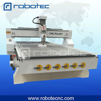 Rational construction 1325 cnc router/cnc machine for engraving composite door