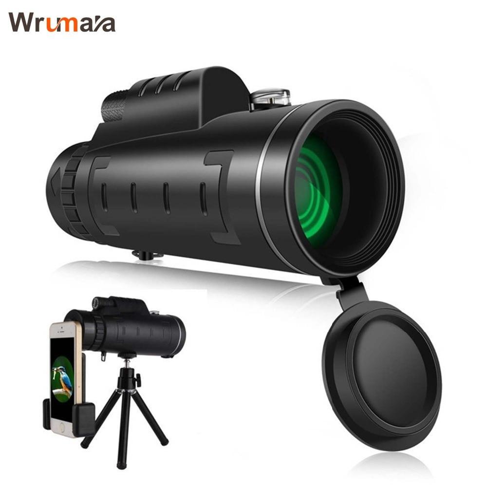 Comprar Foco Duplo 40x60 Zoom Monocular Telescope Lente