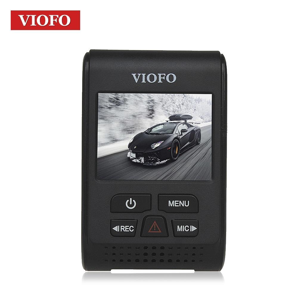 VIOFO D'origine A119S Voiture Dash Cam 2.0 LCD Écran Super Condensateur NT 96660 H.264 HD 1080 p Voiture Dash Caméra DVR