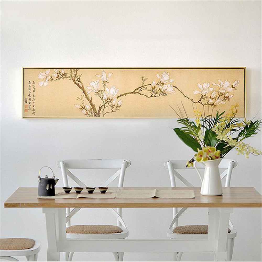 Traditional Chinese Landscape Wall Art Picture Paintings:The Great ...