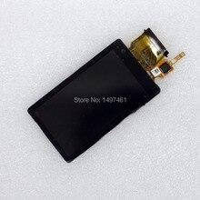ใหม่ Touch จอแสดงผล LCD พร้อม Backlight สำหรับ Sony A5100 A6500 ILCE 6500 ILCE A5100 กล้อง