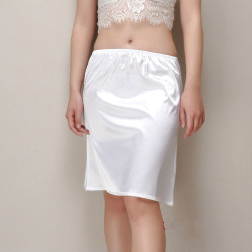 half slip shirt extender petticoat slip