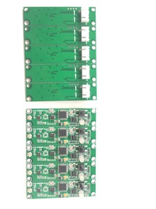 Image 5 - 5 PCS 2.4Ghz Wireless  DMX 512 2 in 1 Transmitter & Receiver PCB Modules Board with Antenna LED Controller Wifi Receiver