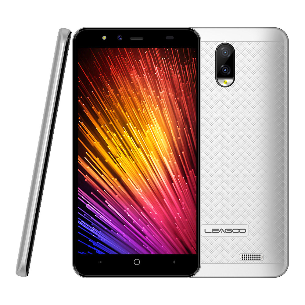 LEAGOO Z7 4G Smartphone 5 0Inch Android 7 0 SC9832A Quad Core 1 3GHz 1GB RAM