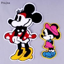 04bd891e6b Discount 30%) Prajna 3D DIY Cartoon Patches for Clothing M Mouse ...