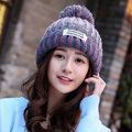 2017 New Arrival Special Offer Winter Hat Autumn And Winter Warm Knitted Hat Korean Millinery Leisure Sweet Head South Korea