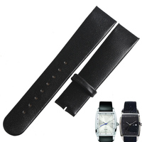 WENTULA watchbands for ck K30211 K30411 calf leather band cow leather Genuine Leather leather strap watch band