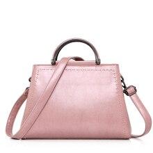 Famous Brand Luxury Women Leather Handbags Women's Trunk bolsos Messenger Bags Shoulder Bag Sac A Main Femme De Marque N56