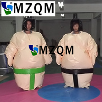MZQM free shipping wresting sumo/sumo suits/inflatable sumo junior For Outdoor adult