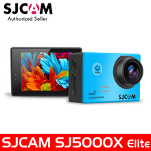 Original SJCAM SJ5000X Elite WiFi 4K 24fps 2K30fps Gyro Sports DV 2.0 LCD NTK96660 Diving 30m Waterproof Action Camera