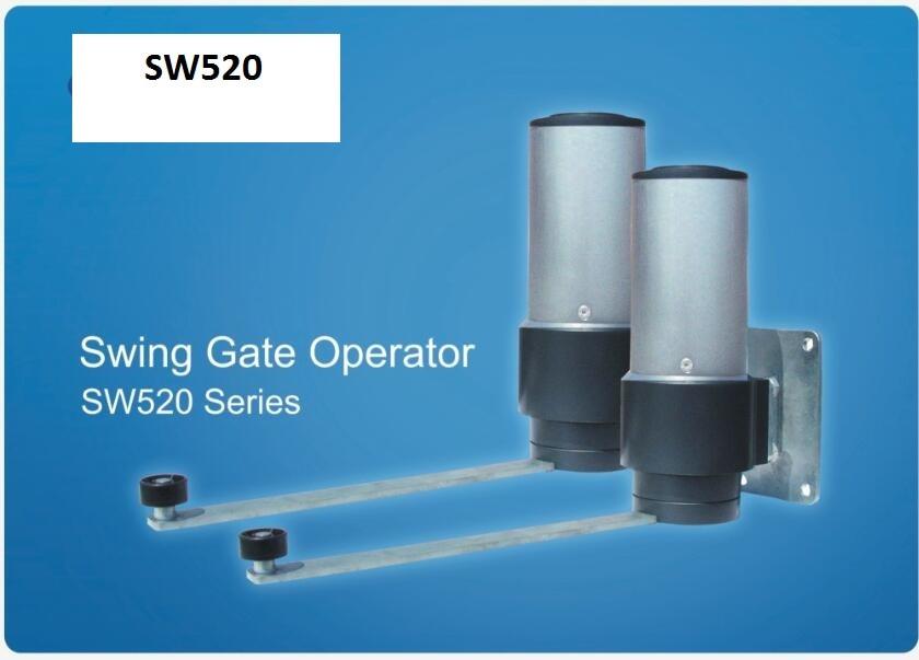24VDC electric automatic swing door gate motor opener operator  200kg per leaf loading weight powerful swing door opener electric swing door operator