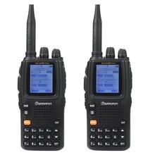 WOUXUN KG UV9D Walkie Talkie Two Way Radios VHF 136 174 UHF 400 512MHz Dual Band