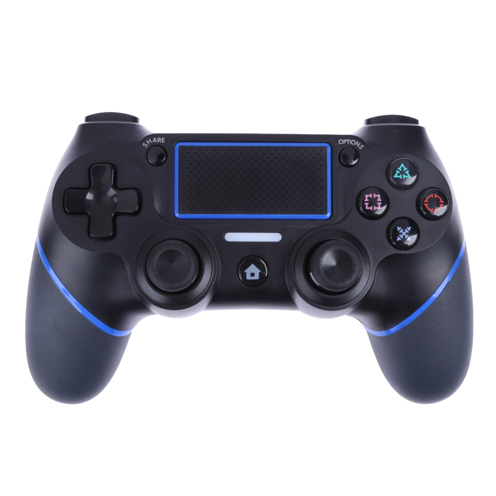High Quality Wireless Game Controller Bluetooth Gaming Joystick Game Pad Handle Grip for PlayStation 4 PS4 Console wireless bluetooth ps4 gamepads game controller for sony ps4 controller dualshock 4 joystick gamepads for playstation 4 console