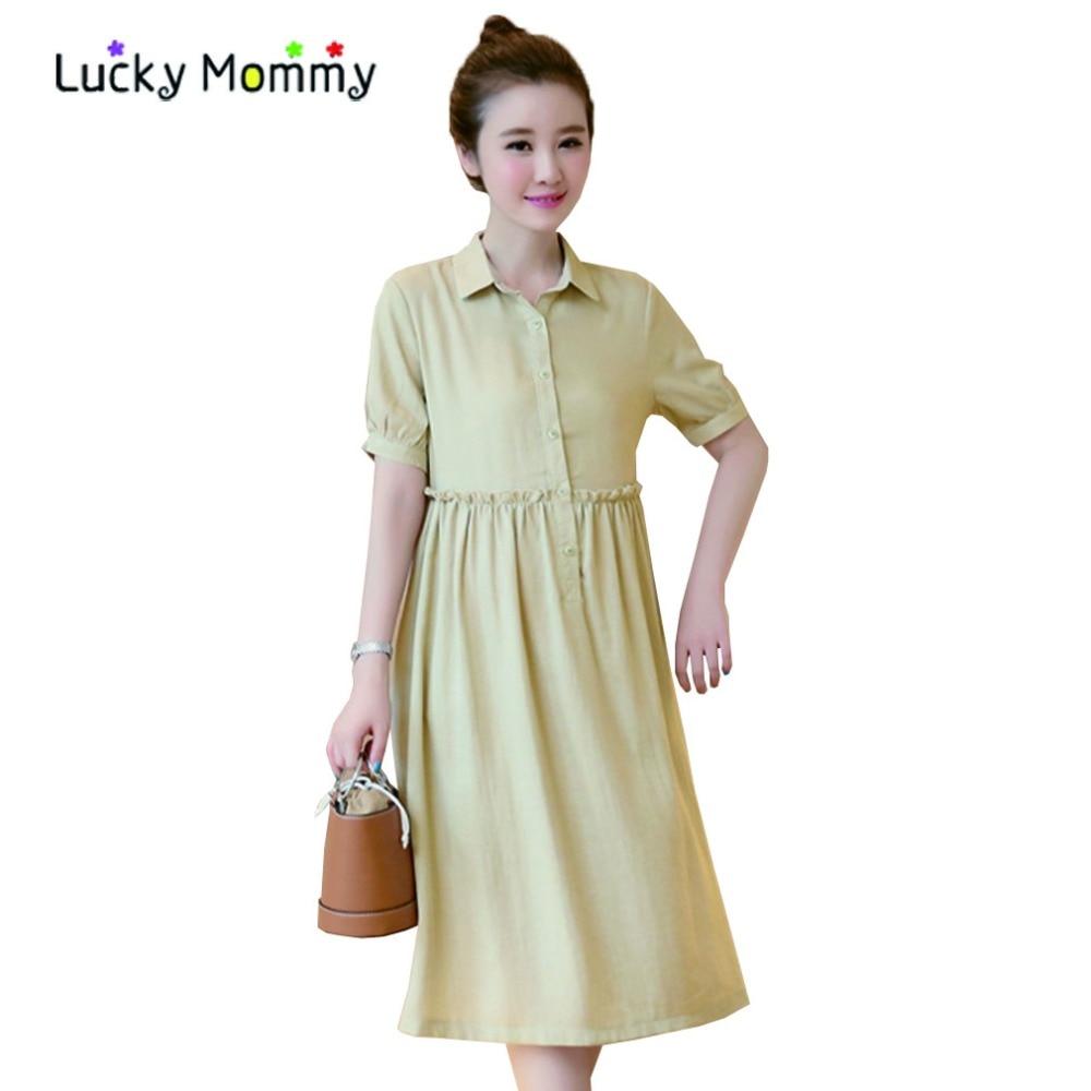 long dress maternity khaki