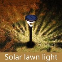 Waterproof LED Solar Energy Lawn Lights Super Bright Street Outdoor Garden Lamp New Year Christmas Garland
