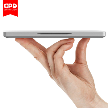 New Original  GPD Pocket 7 Inch  Aluminum Shell  Mini Laptop UMPC Windows 10 System  CPU x7-Z8750 8GB128GB ( Silvery) устройство аккордеона