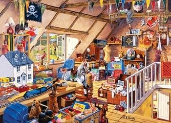 Scenic Chalet, attic,villag Arts Needlework 14CT Canvas Unprinted Handmade Embroidery Cross Stitch Kits Set DIY Home Decor